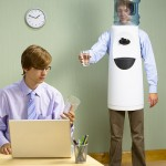 Dress up as your home water cooler