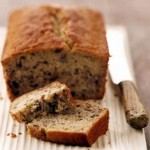 try our home water cooler banana bread