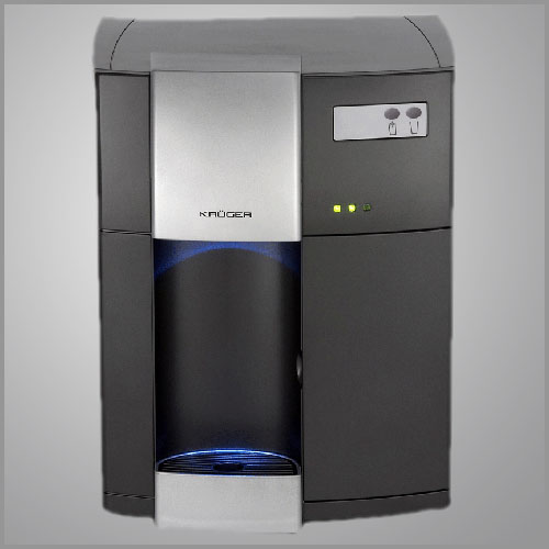 kruger bottleless water cooler