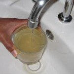 contaminated tap water